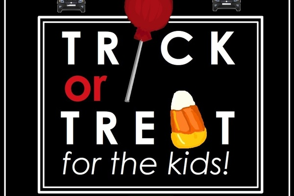 Trick or treat for the kids 1