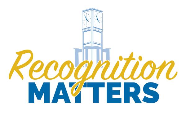 Recognition matters logo
