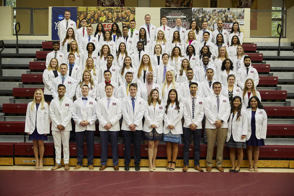 Dpt white coat