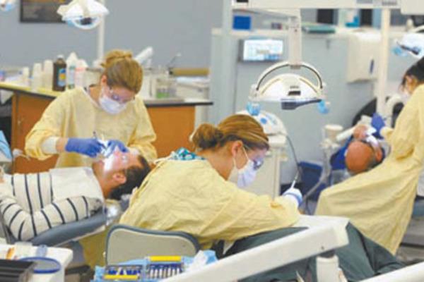 Dental hygiene info session