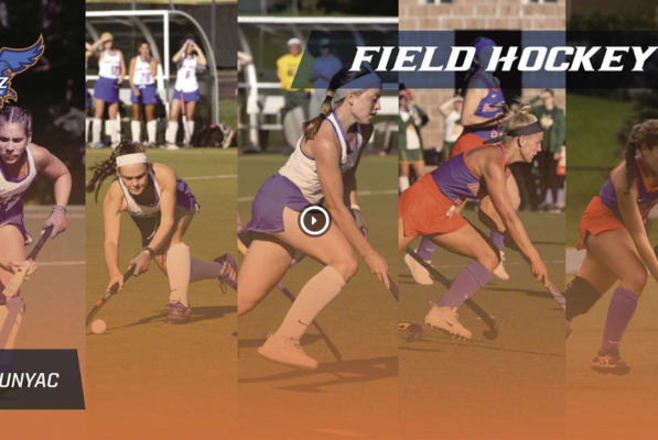 Field hockey all sunyac recognitio