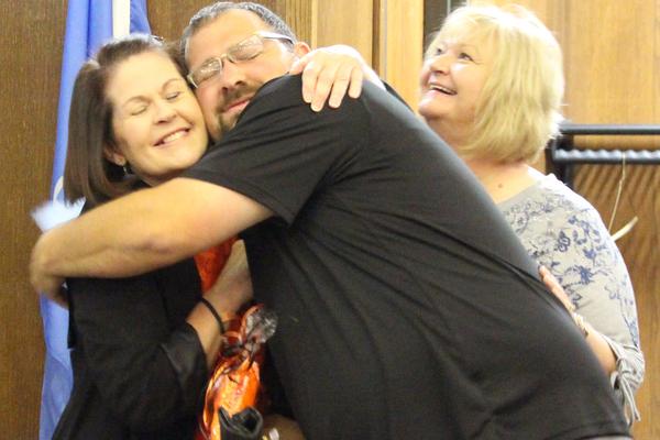 Mccreary curry hug