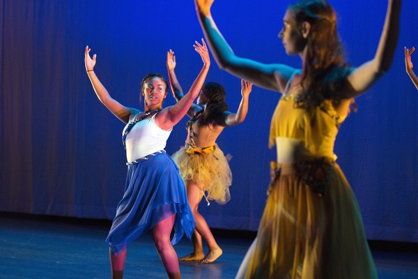 Choreographers concert 2017