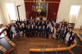 Class of 2018 student laureates