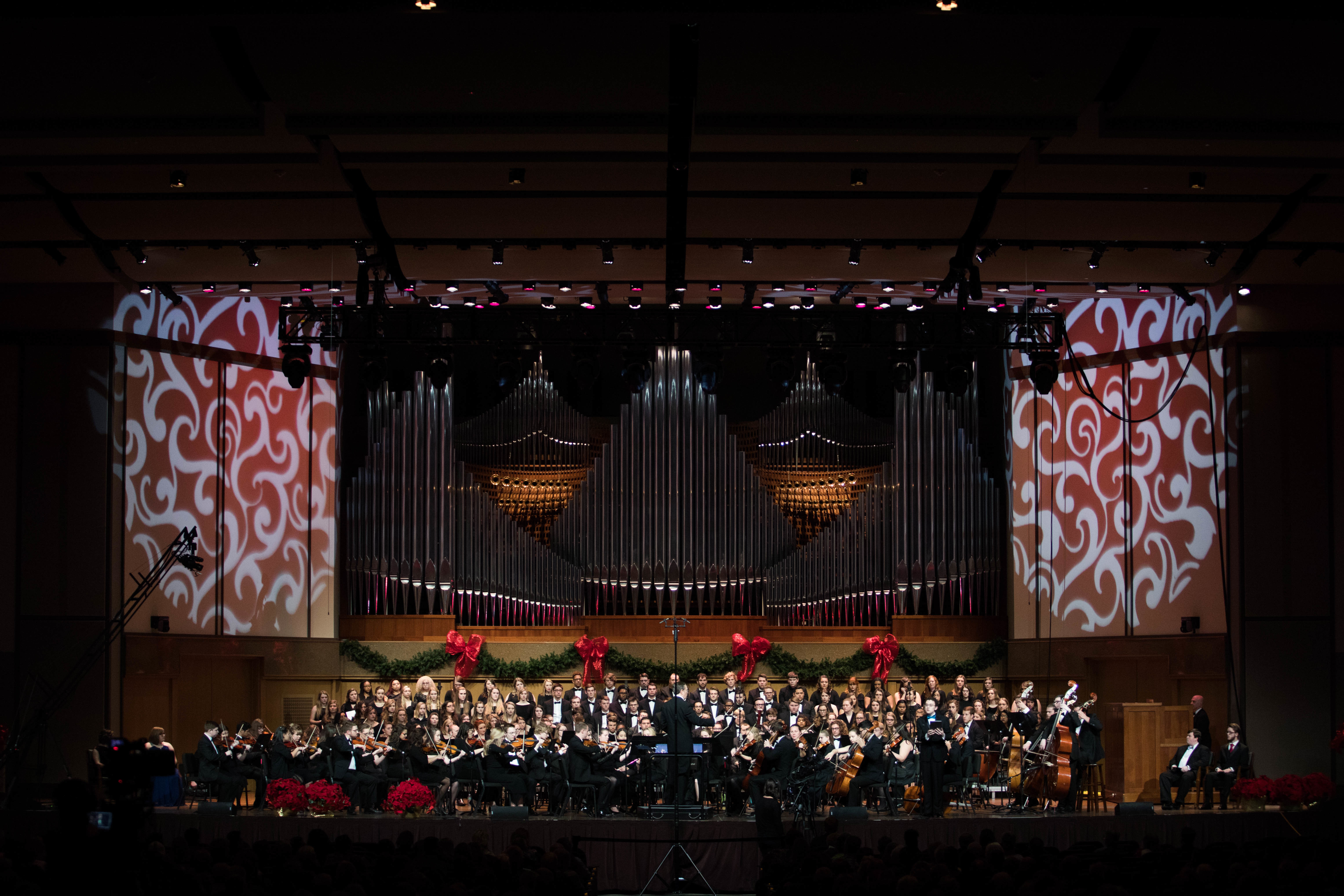Event olivet handel messiah school of music concert christmas ensemble