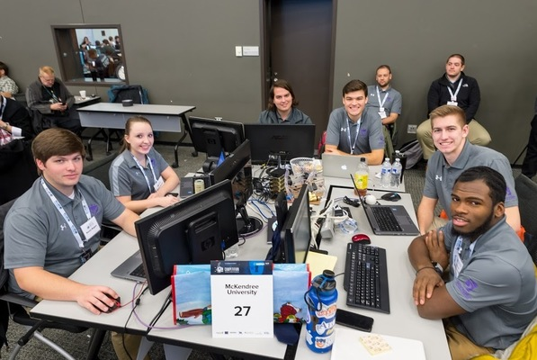 Cyberforce doe competition dec 2018