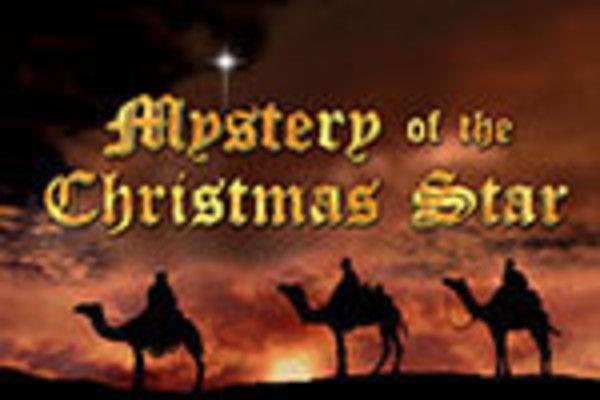 Mysterychristmasstar