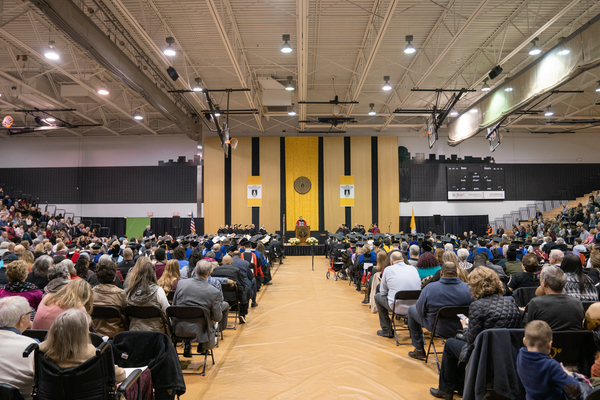 Ohio dominican 2018 fall commencement