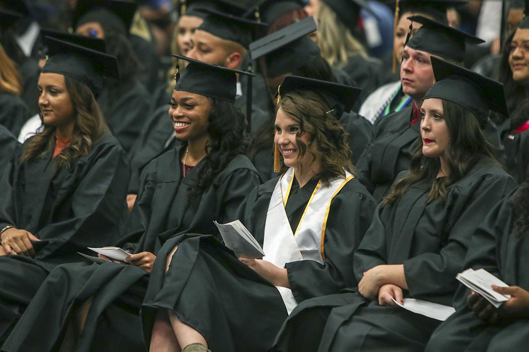 Fall 18 graduation 1