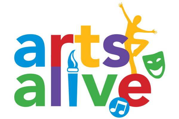 Art alive logo noyear