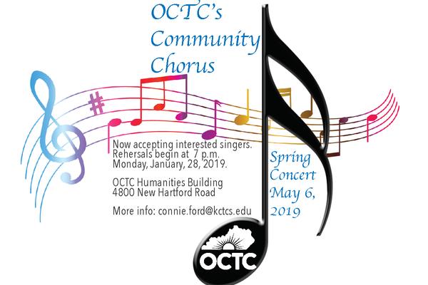 Spring concert singers 1 2019