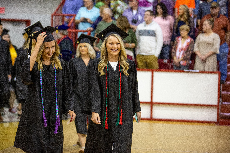 Grad ceremony 55