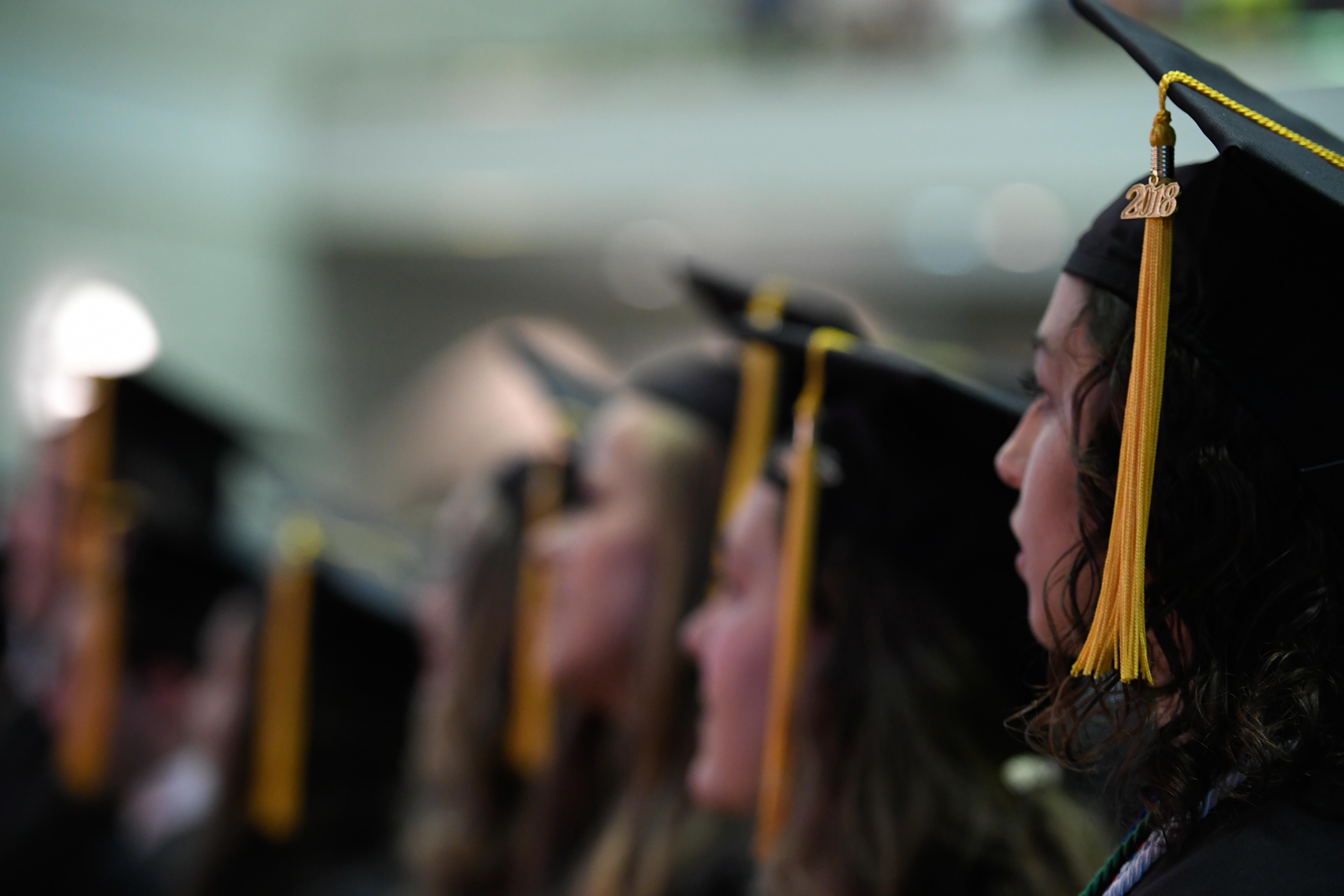 Fall graduation