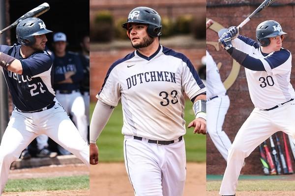 Baseball 2019 captains