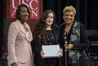 Mlk human rights award usc aiken