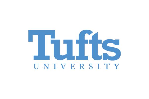 External tufts logo univ blue