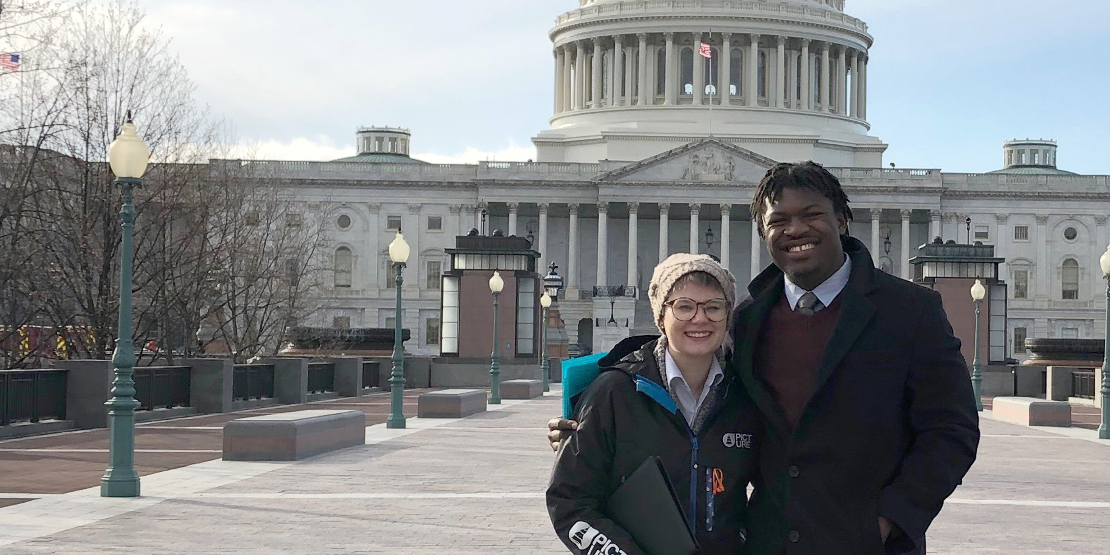 Students attend faith leadership conference in d.c.
