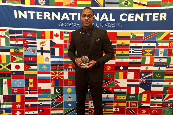 Student mathies international student award 2018