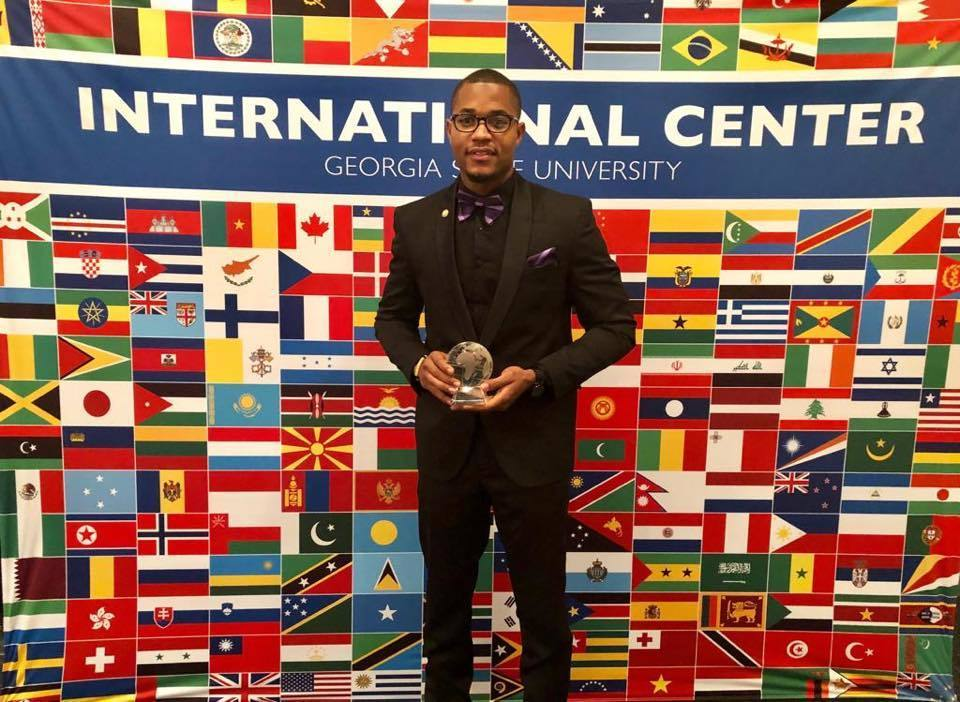Student mathies international student award 2018