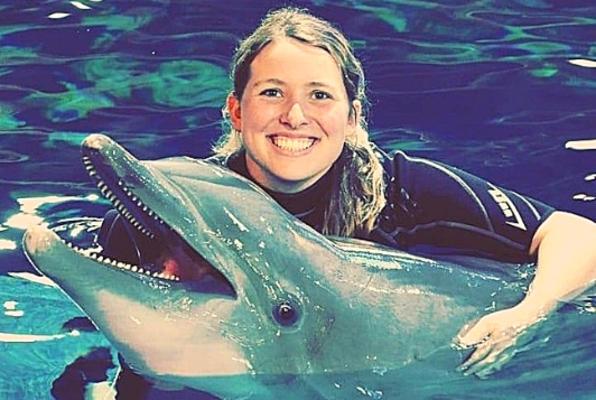 Candace dolphin spotlight