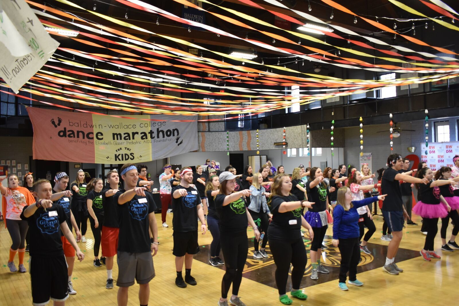 Dance marathon 01