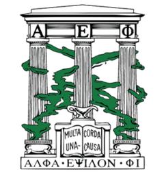 Alpha epsilon phi crest