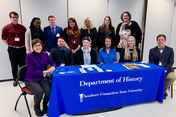 Eastern at southerns making history conference1
