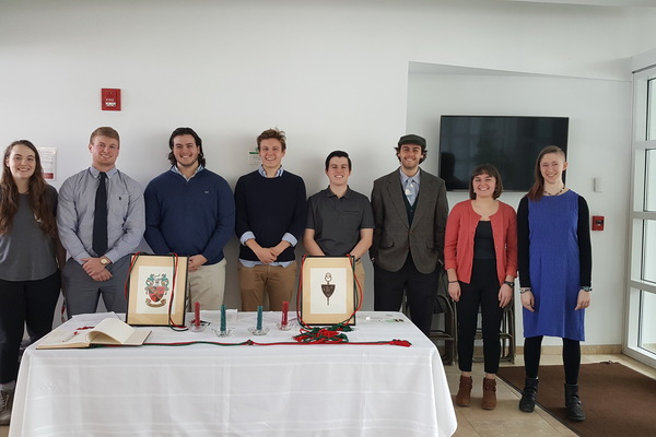 Spring 2019 tribeta inductees
