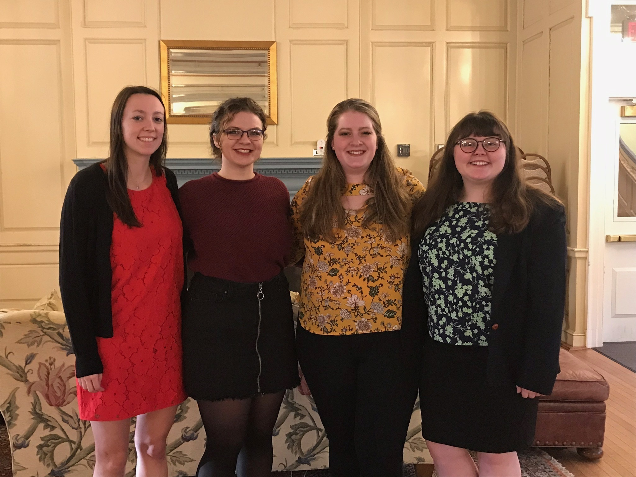 Psi chi inductees s19