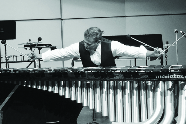 Ccu percussion ensemble spring concert featuring dr. andy harnsberger