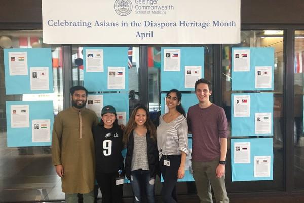 Asians in the diaspora cultural bazaar planning cttee  pix