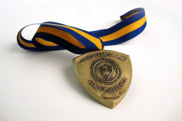 Chancel award metal