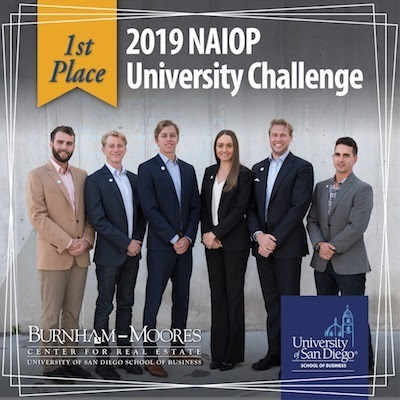 Naiop team photo