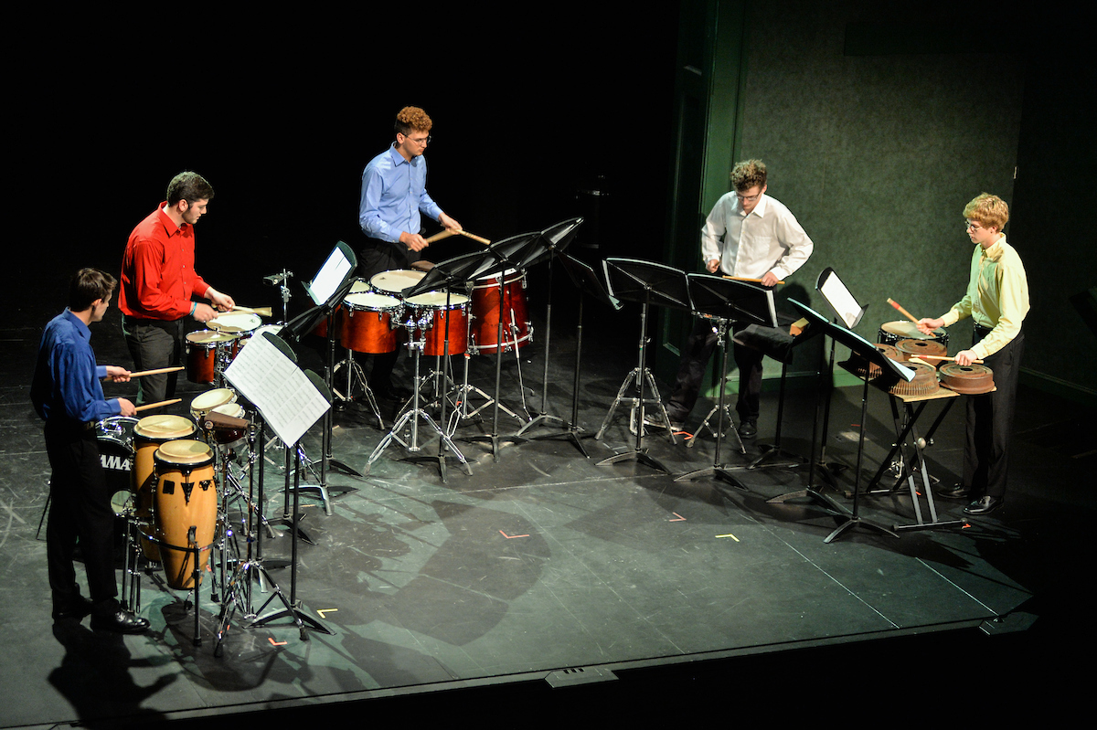 Percussion ensemble 04.16.2019 2660