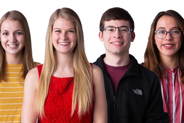 Graduating student awards   spring 2019