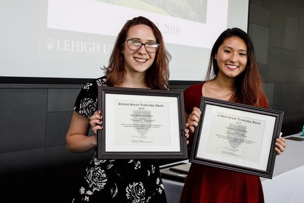 Student senate award