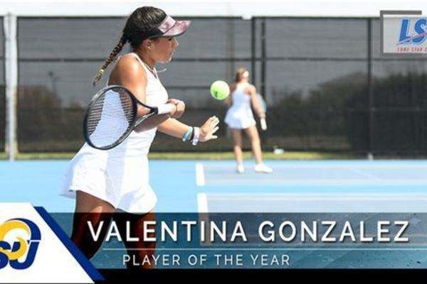 Gonzalez lsc tennis poy