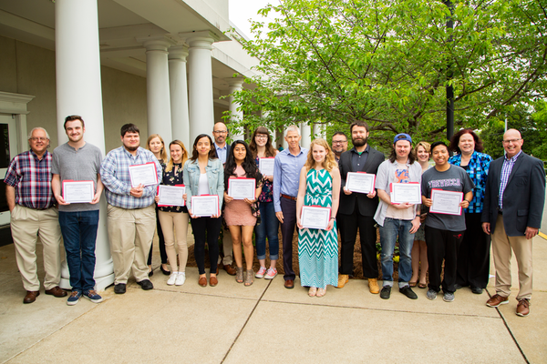 Awards chapel trevecca story
