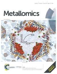 Metallomics paper cover
