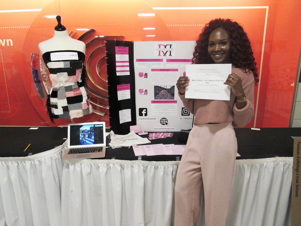 Rachel gai entrepreneurship showcase 2019