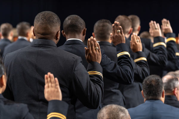 Army commissioning ceremony 2019