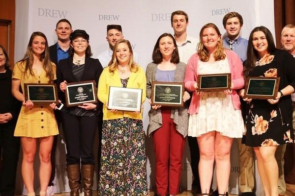 Drespy major award winners 2019