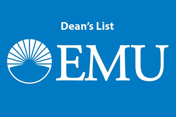 Merit deans list graphic