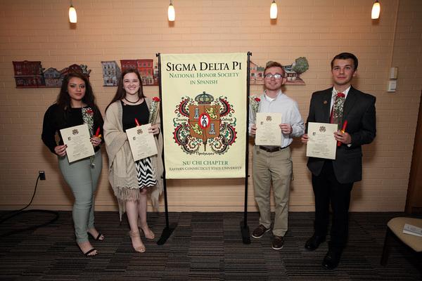 Spanish honor society