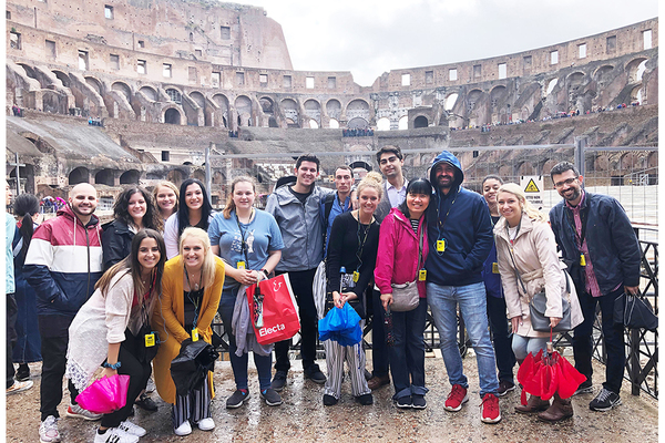 Italy colosseum 519