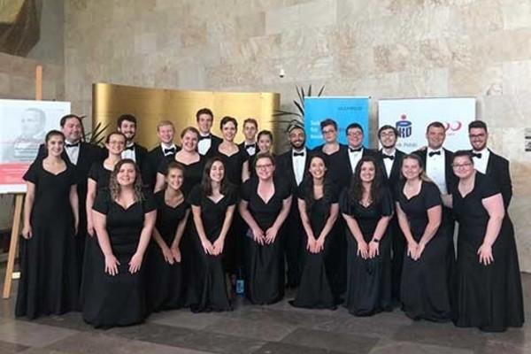 Poland chamber singers