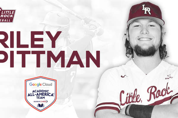 Pittman academic all american graphic