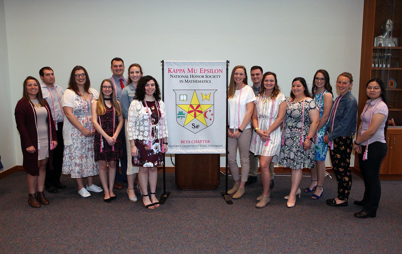 Mathematics honors spring 2019