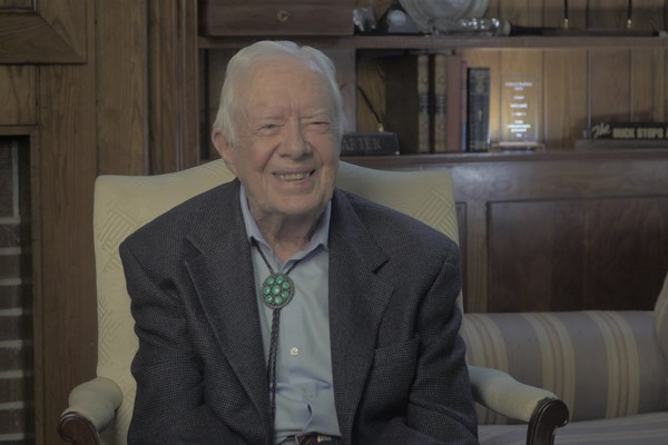 President carter interview