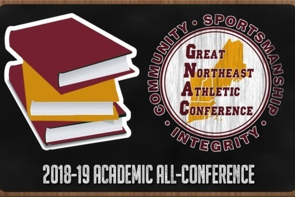 2019 gnac academic all conference
